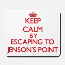 Keep calm by escaping to JensonS Point Texas Mouse