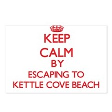 Keep calm by escaping to Kettle Cove Beach Maine P