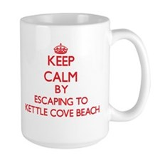 Keep calm by escaping to Kettle Cove Beach Maine M