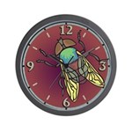 Giant Fly Wall Clock