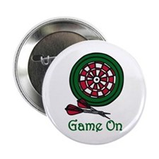 "Game On 2.25"" Button"