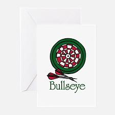 Bullseye Greeting Cards