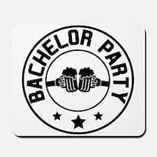 Bachelor Party Mousepad