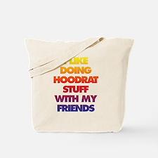 Hood rat Tote Bag