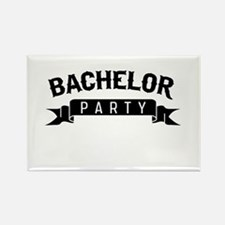 Bachelor Party Magnets