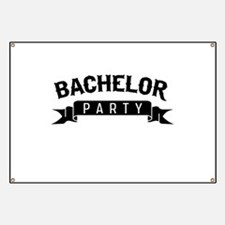Bachelor Party Banner