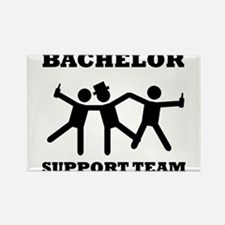Bachelor Support Team Magnets