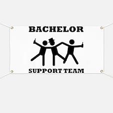 Bachelor Support Team Banner