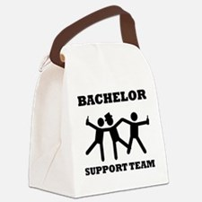 Bachelor Support Team Canvas Lunch Bag