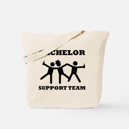 Bachelor Support Team Tote Bag