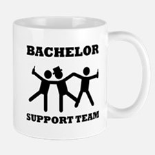 Bachelor Support Team Mugs