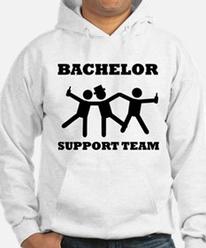 Bachelor Support Team Hoodie