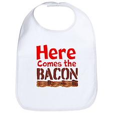 Here Comes The Bacon Bib