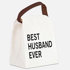 Best Husband Ever Canvas Lunch Bag
