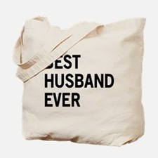 Best Husband Ever Tote Bag