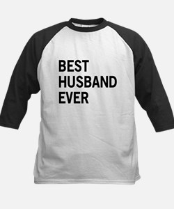 Best Husband Ever Baseball Jersey