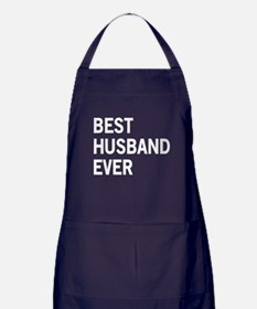 Best Husband Ever Apron (dark)
