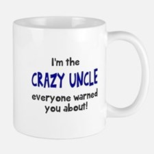 Crazy Uncle Mugs