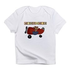 Cute A is for airplane Infant T-Shirt