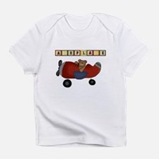 Cool Airplane for kids Infant T-Shirt