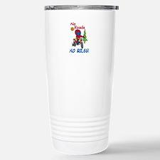 No Roads No Rules Travel Mug
