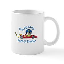 Fast Faster Mugs