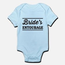Brides Entourage Body Suit