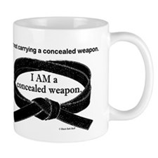 Concealed Weapon Small Mug