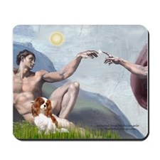 Creation / Cavalier Mousepad