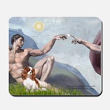 Creation / Cavalier Mousepad