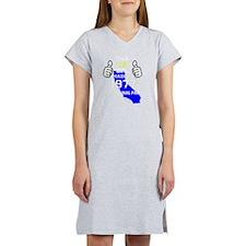 Made in california Women's Nightshirt