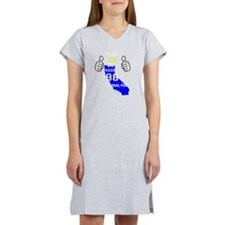 Cool Made in california Women's Nightshirt