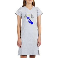Funny Made in california Women's Nightshirt
