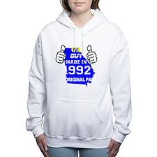 Funny Made georgia Women's Hooded Sweatshirt