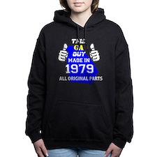 Cool Made georgia Women's Hooded Sweatshirt