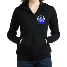 Cute Made georgia Women's Zip Hoodie