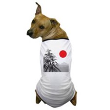 Asian Landscape Dog T-Shirt