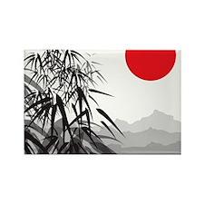 Asian Landscape Magnets