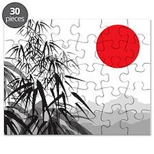 Asian Landscape Puzzle