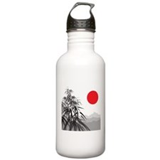 Asian Landscape Water Bottle