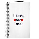 I Love MY SON Journal
