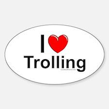 Trolling Decal