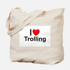 Trolling Tote Bag
