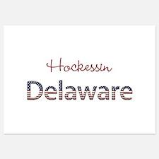 Custom Delaware Invitations