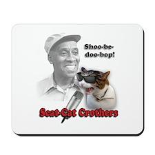 Scat Cat Design 1 Mousepad