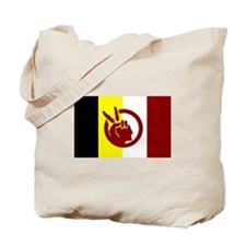 American Indian Movement Tote Bag