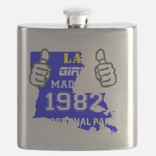 Funny 1982 Flask