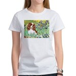 Irises & Cavalier Women's T-Shirt