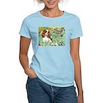 Irises & Cavalier Women's Light T-Shirt