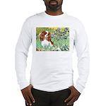 Irises & Cavalier Long Sleeve T-Shirt
